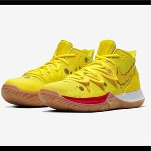 Nike Sponge Bob Kyrie Irving - Great Condition
